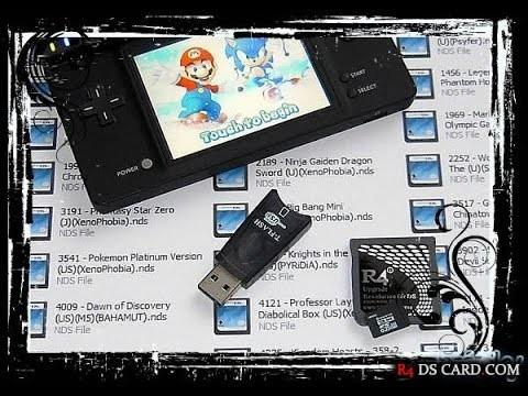 Pack De Juegos Para Nintendo Ds Dsi Ds Xl Bs 2 999 99 En Mercado