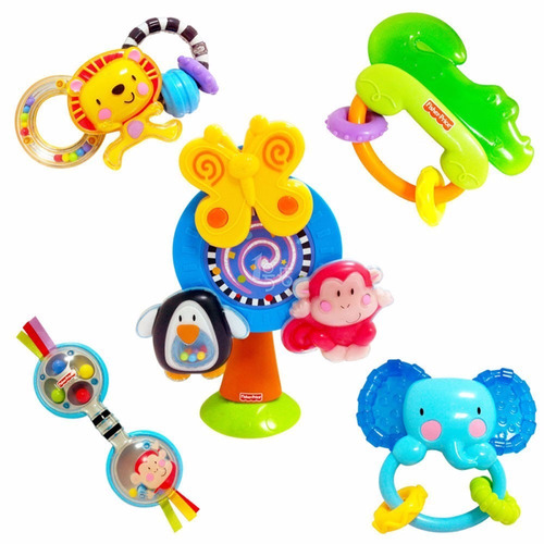 pack de juguetes fisher price
