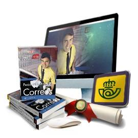 pack de libros + curso básico. personal laboral. correos(lib