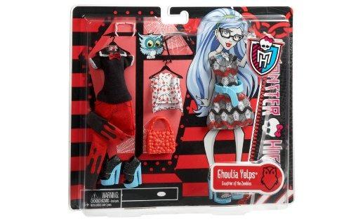pack de moda deluxe monster high ghoulia yelps