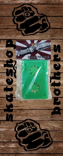 pack de pads para skate y long brothers x2 unidades