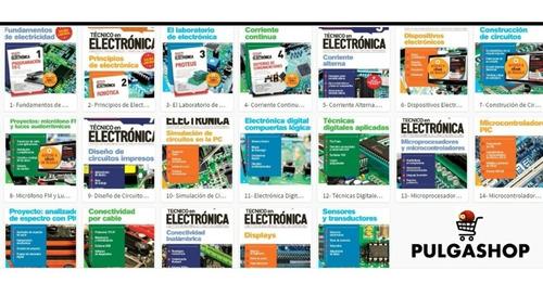 pack de revistas electronica