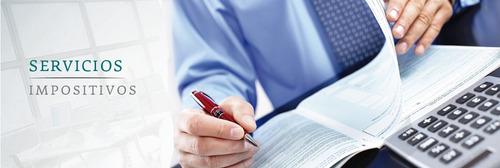 pack de servicios contables en forma integral
