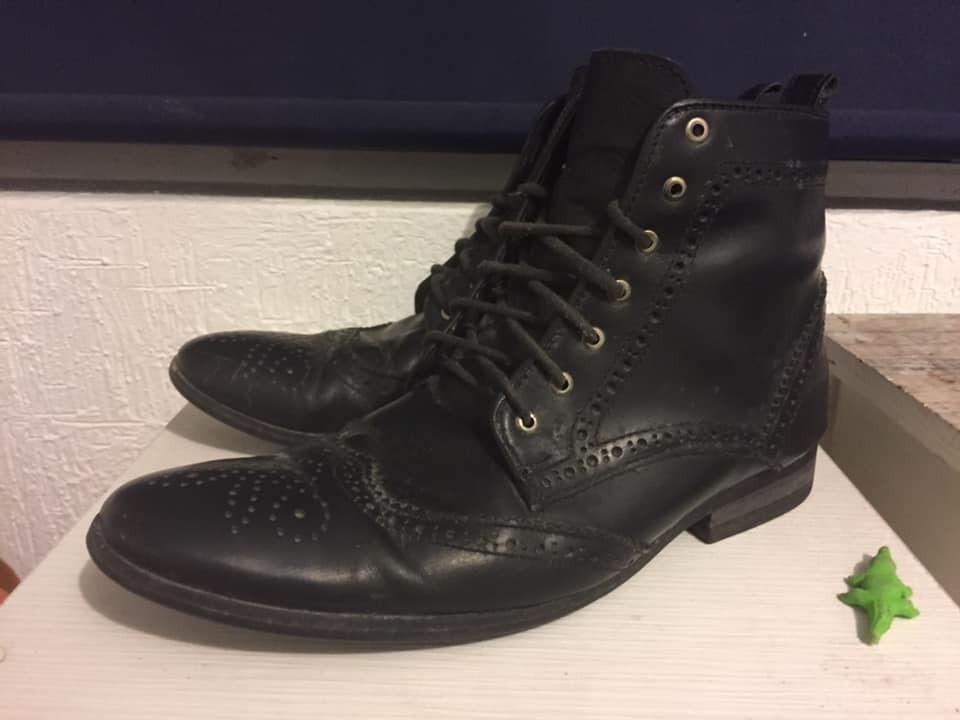 Y Ozono Zapatos Gino Pack Vintage De Cherruti Zara Western gFaCZq