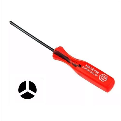 pack destornillador triwing punta y + destornillador torx t8