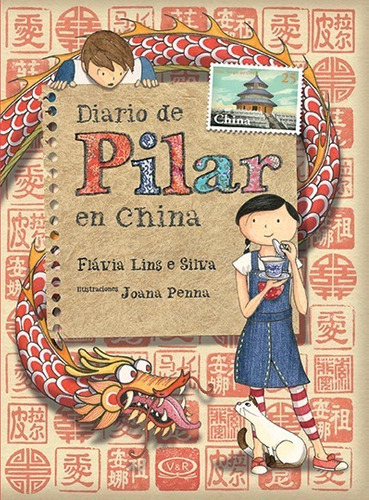 pack diario de pilar (3 libros) - m pichu, áfrica y china