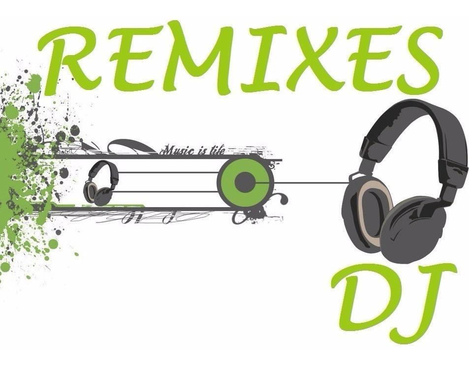 Pack Dj Remixes 200 Gigas - Musica Editada