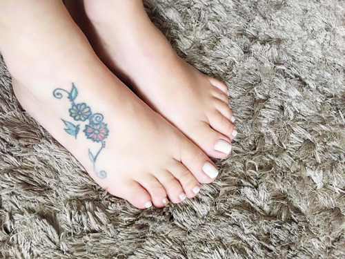 pack dos pés