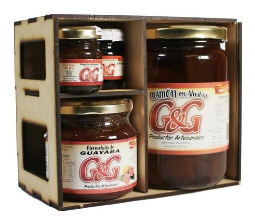pack empresarial de dulces regionales  g&g