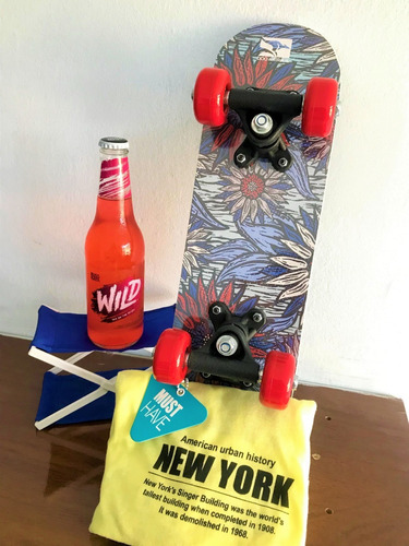 pack end of summer | mskate doo australia + trago + camiseta