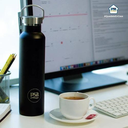 pack filtro purificador de agua senior 3 + 1 botella térmica