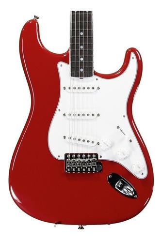 pack guitarra electrica  + funda + correa + cable + puas