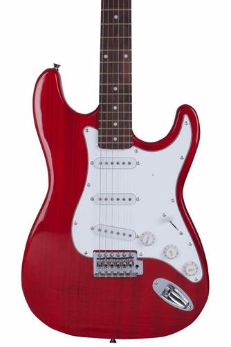 pack guitarra eléctrica stratocaster musica  venta ofertas