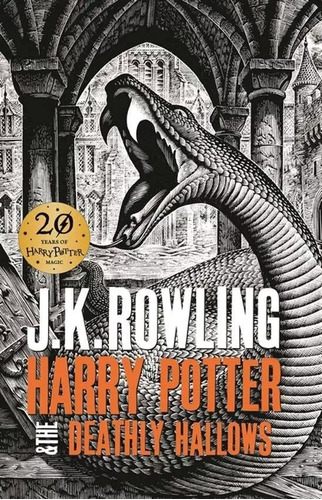 pack harry potter - 1 a 7 adult edition - tapa dura - ingles