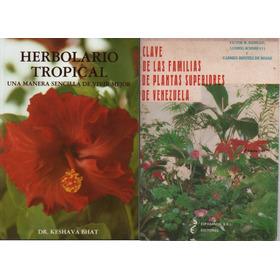 Pack Herbolario Tropical - Clave De Las Familias De Plantas