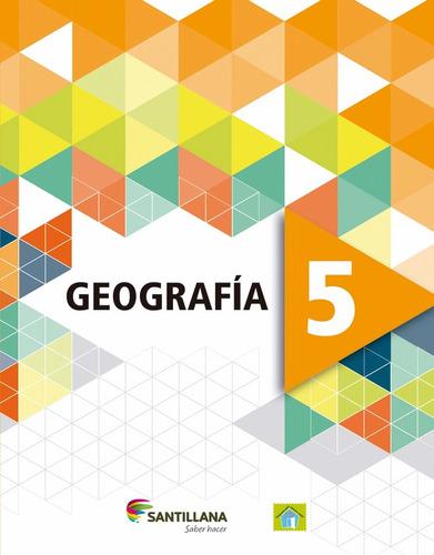 pack historia geografia 5 / saber hacer - santillana