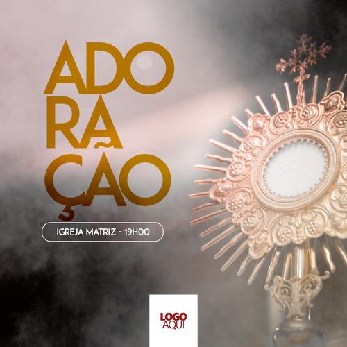 pack igreja católica 50 artes photoshop totalmente editaveis