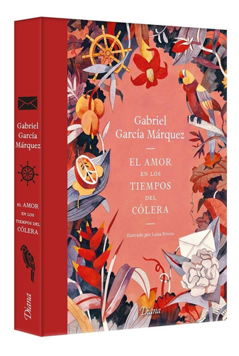 pack ilustrado garcia marquez cien años soledad /amor cólera