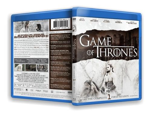 pack juego de tronos - game of thrones 1-7 completa - bluray