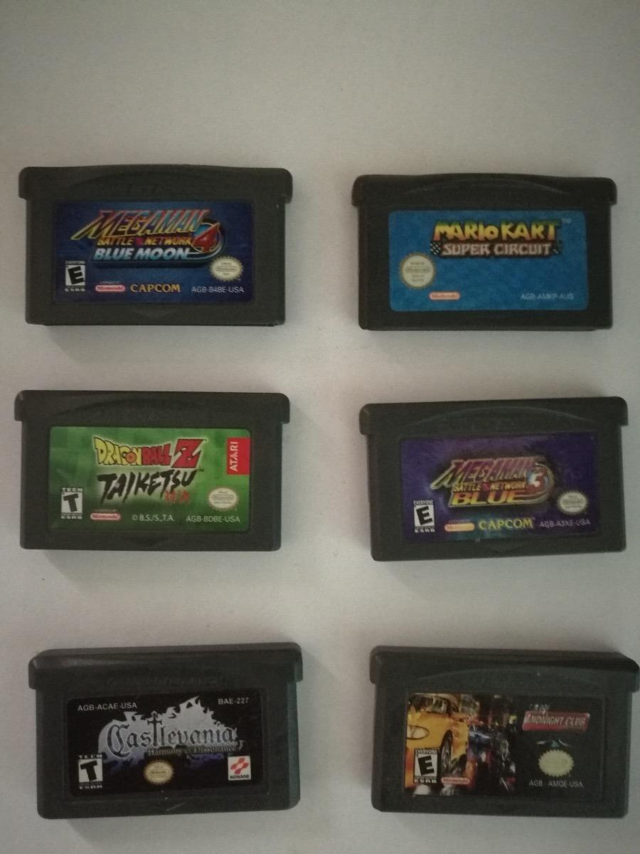 Pack Juegos Gameboy Advance Sp Gameboy Color 650 00 En