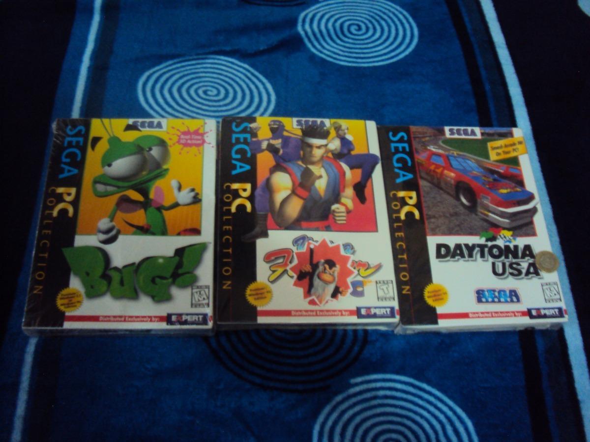 Pack Juegos Sega Pc 350 00 En Mercado Libre