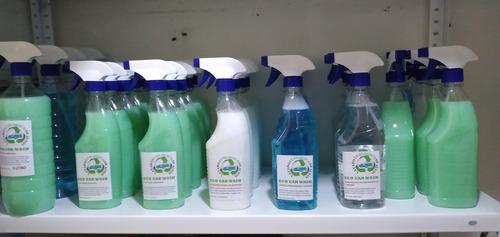 pack kits completo lavado ecologico en seco eco car wash
