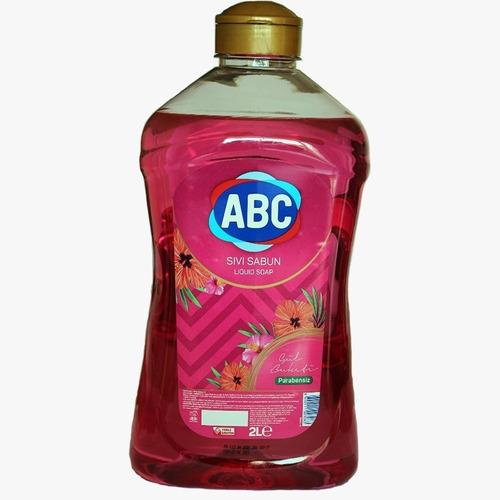 pack lavado detergente liquido abc+ jabón liquido