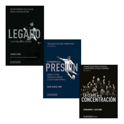 pack legado + clave de concentración + principio presión