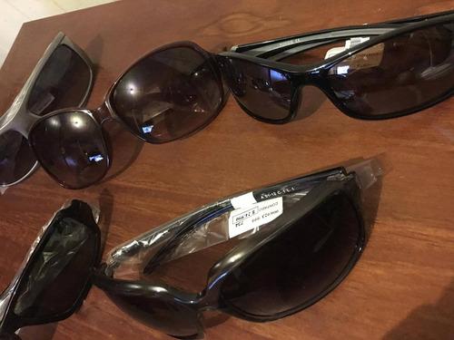pack lentes aussie nuevos! con caja y filtro uv