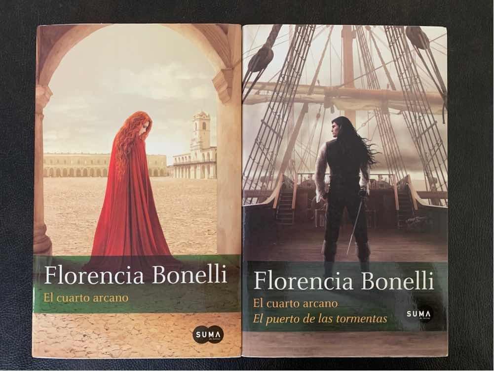 Pack Libros El Cuarto Arcano - Florencia Bonelli - $ 700,00 en ...