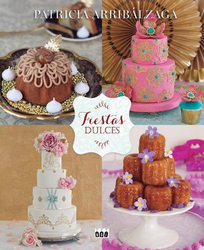 pack libros fiestas dulces + tortas vintage 50% off