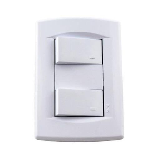 pack llave de luz x50 sica life armada 2 modulos