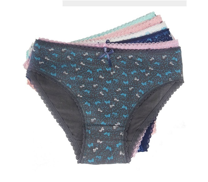 4ad258e07d19 Pack Lote 6 Calzones O Ropa Interior Para Mujer Dama - $ 349.00 en ...