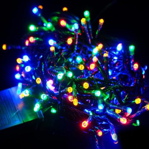 a5fc195864f Pack Luces Navidad 3 Cajas De 100 Luces