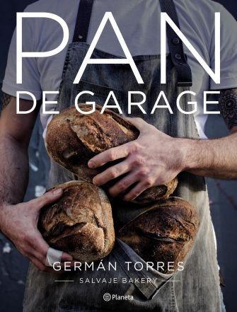 pack masa madre + pan de garage (2 libros)