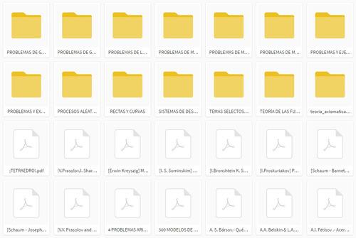 pack matematicas 1001 libros digitales maestros-estudiantes