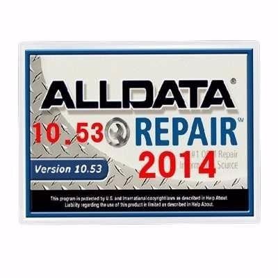 pack mecánico alldata repa + mitchell on demand