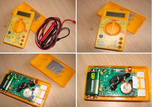 pack mediciones en el auto + pack instrumental electrónico