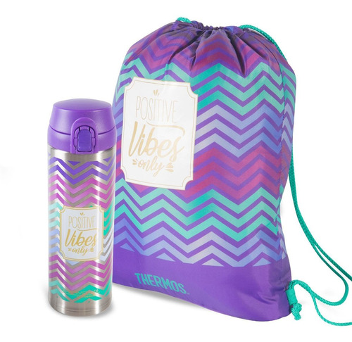 pack medio bts lines - thermos