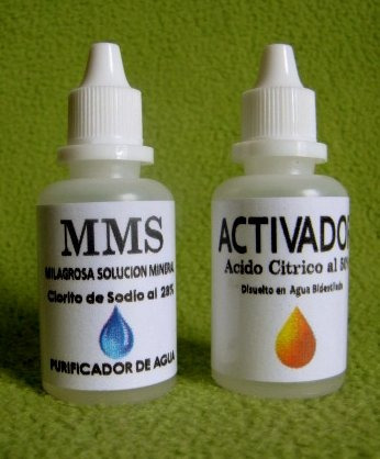 pack mms, solucion mineral maestra, clorito, 30 ml