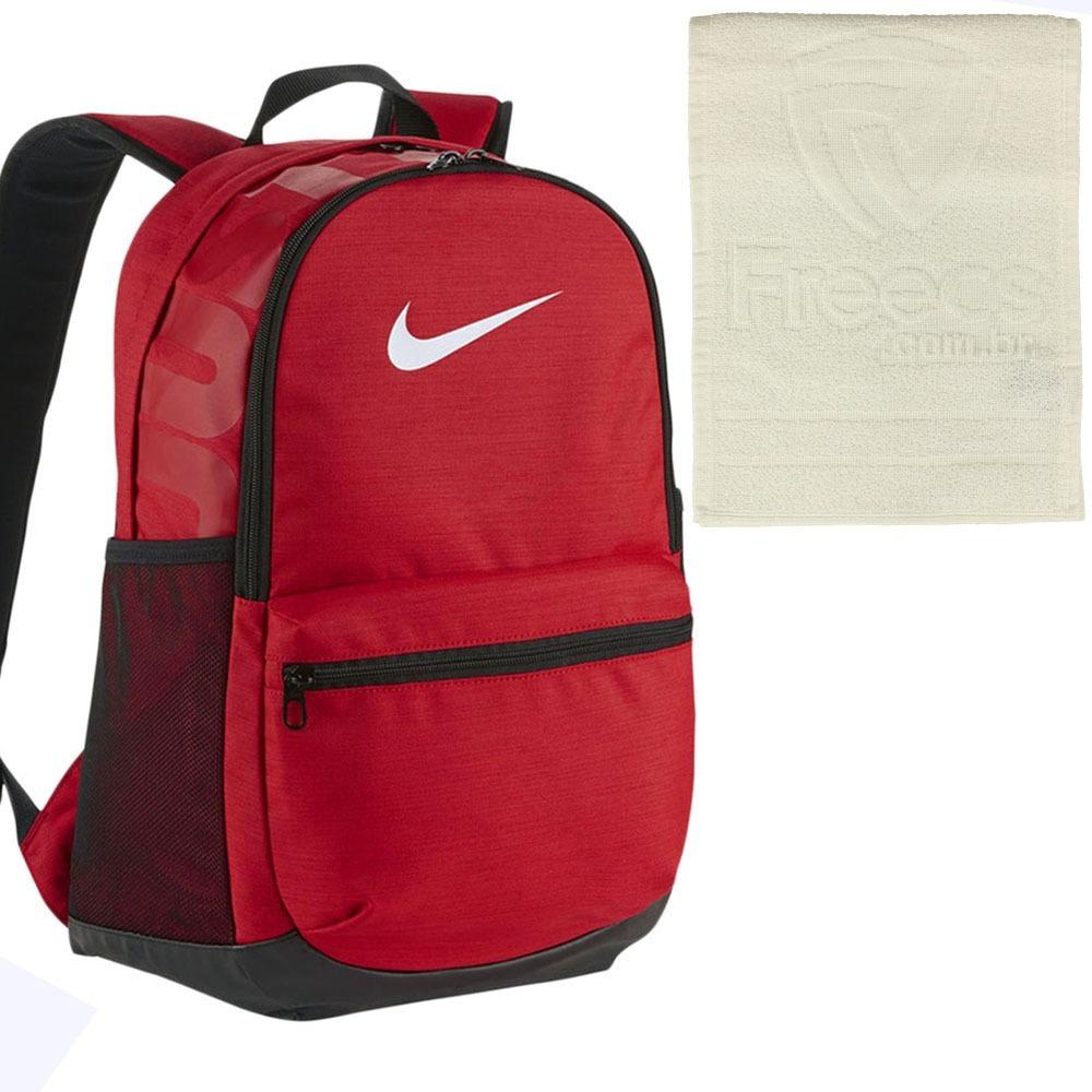 90c590828 pack mochila nike brasilia medium 24 l + toalha academia. Carregando zoom.