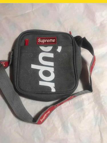 pack morral bolso supreme (2 unidades)