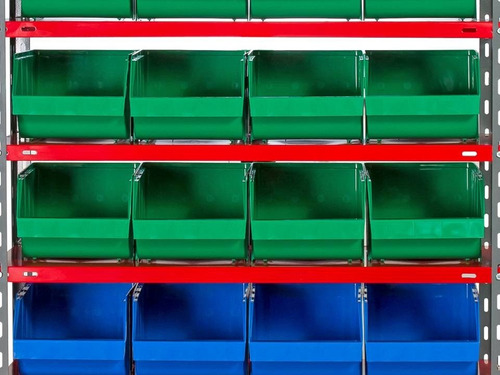 pack oferta x 9 fb5 cajones gavetas estanterias organizador