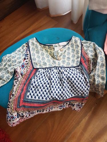 pack pantalon, blusa y buzo nena 12 a 18 meses