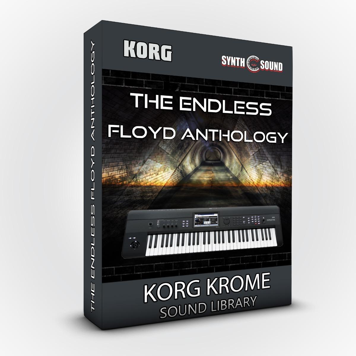 Pack Pink Floyd Libreria De Sonidos Samples Para Korg Krome  - $ 1 750,00