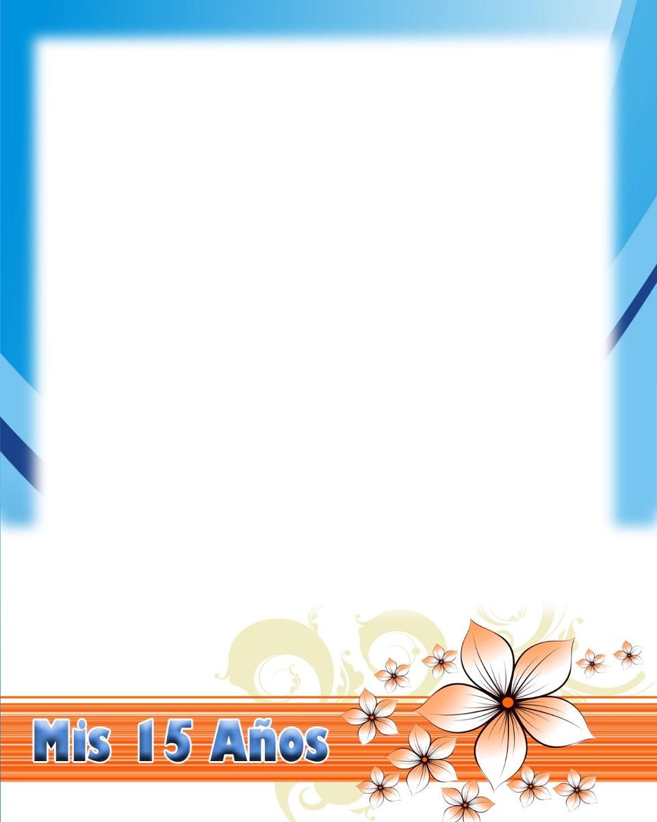 Pack Plantillas Editables Photoshop Marcos - Bs. 3.000,00 en Mercado ...