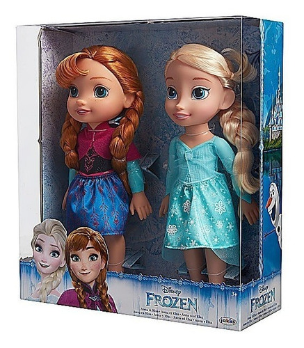 pack princesas  frozen anna y elsa 64915
