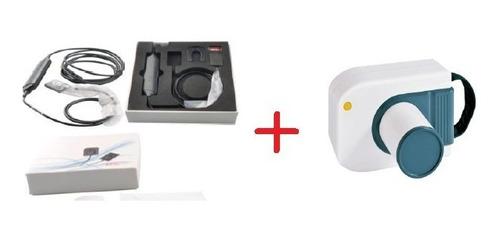 pack promoción rayo x portátil + sensor digitalizador