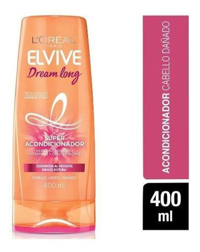 pack rutina elvive dream long l'oréal paris