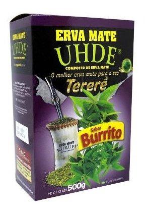 pack sabores 12 ervas mate tereré uhde